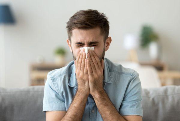Congestion nasal Nasodren