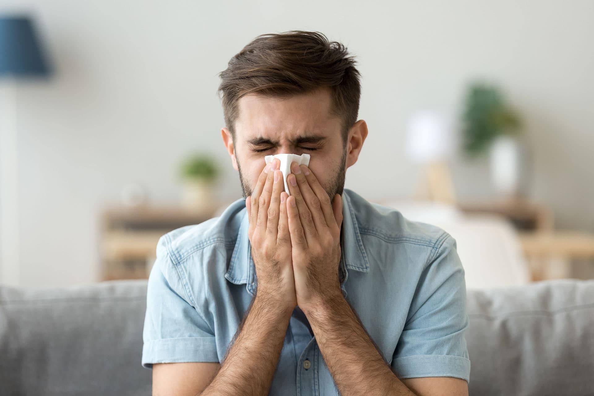 Motivos de la congestión nasal crónica
